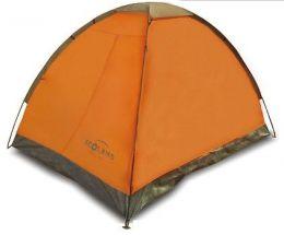 Barraca Camping Iglu Kaete Professional Iglu 4 P 190x210x140cm Pessoas cor Laranja - Ecoland