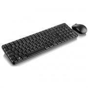 Teclado Mouse Sem Fio 2.4 Ghz USB 101 Tecla TC183 Multilaser
