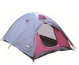Barraca Camping Mantiqueira Plus 3 Pessoas com Sobreteto - Yankee