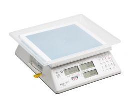 Balança Computadora C/ Peso e Preço 15kg x 5g - DCR B CL 15 Ramuza