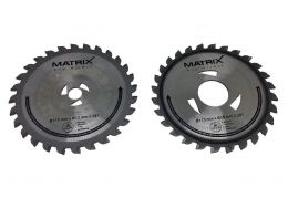 Disco Duplo 115mm para Serra Elétrica TS800-115 Matrix
