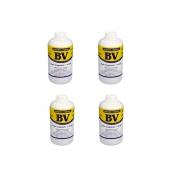 4 Un Pepsina Coalho Liquida Bv 1 Litro 1X10.000 Bela Vista