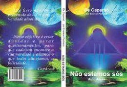 Livro Não Estamos Sós - Auto Ajuda Caparaó - Everson