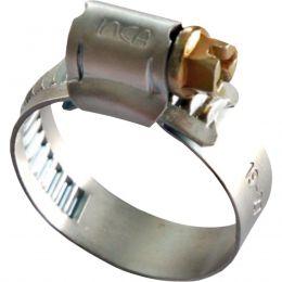 Abraçadeira Rosc S/Fim A 3/8X1/2 10 A13Mm Pt/100