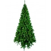 Arvore Natal Canadense 2,10m 850 Galhos + Ponteira NCHRIS