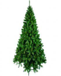Arvore Natal Canadense 2,40m 1098 Galhos + Ponteira NCHRIS