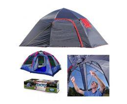 Barraca Camping Spider Automática 7 Pessoas 2 Ambientes Mor