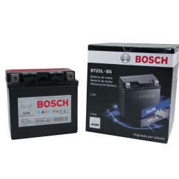 Bateria Moto 05 Amperes Honda Bosch
