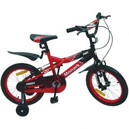 Bicicleta Bmx Aro 16 Ranger Masculina Vermelha Monark