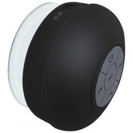 Caixa De Som Shower 08W Bluetooth Multilaser