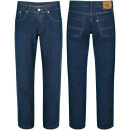 Calca Jeans Azul 42 Vilejack