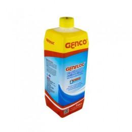 Clarificante Piscina Auxiliar filtragem Genfloc   1 Litro
