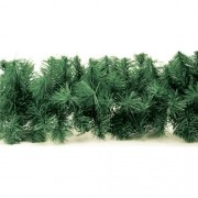 Festão Aramado Verde 2 Metros X 20cm 120 Galhos Magizi 13857