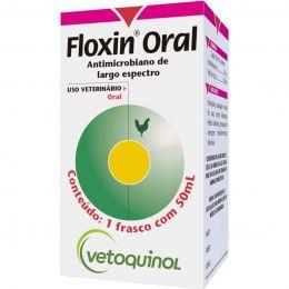 Floxin Oral 20% 50Ml Vetoquinol Cx/20