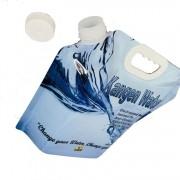 4 un. Galão Kangen Water BPA Free 5 Litros Enagic