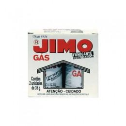 Gás Fumigante Contra Insetos 2 Latas 35g - Jimo