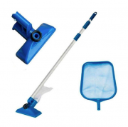 Kit Limpeza Manutenção Piscina 5 Peças #28002  Intex