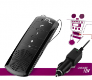 Kit Viva Voz Bluetooth para Carro au201Multilaser