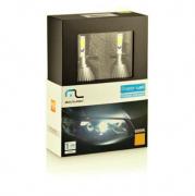 Lampadas Automotiva H4 30W 6200K Super Led au825 Multilaser