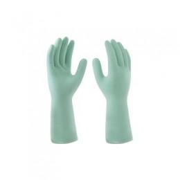 Luva latex verd.for. m mucambo c10