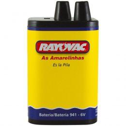 Pilha Rayovac Bateria 6V