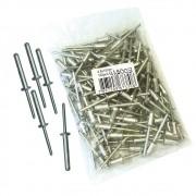 Rebite Aluminio 4.8X16 Milla C/100