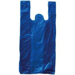 Sacola Supermercado Azul 40X50Cm C/500