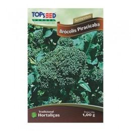 Sementes Brócolis Piracicaba 20En 1g - Topseed