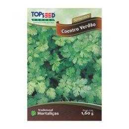 Semente h.coentro verdao tops. c20