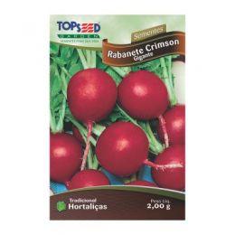 Semente h.rabanete crimso tops.c20