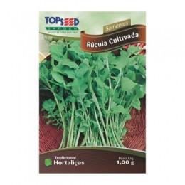 Semente h.rucula cultiv.topsee.c20