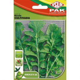 Semente Isla Rucula Cultivada 0,5G Com 20 Envelopes r248