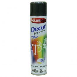 Tinta Spray Colorgin Decor Grafiti 360Ml #A Cx/6