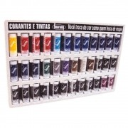 Tintol Guarany Display C/ 72 Cores