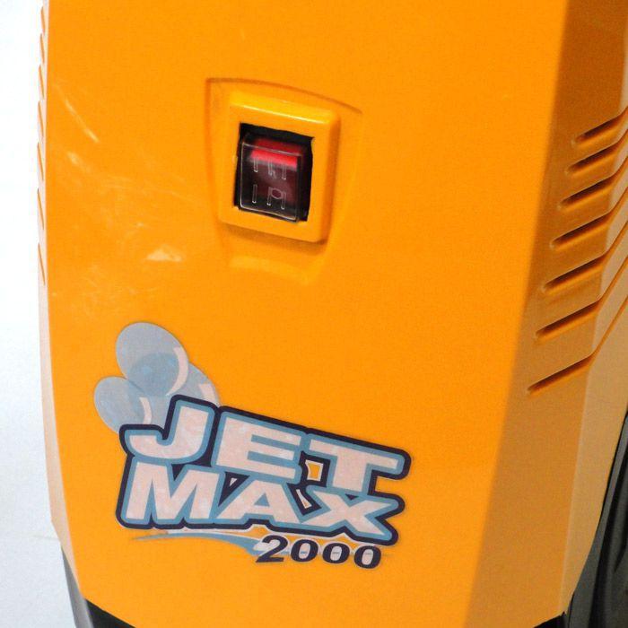 Lavadora de Alta Pressao 2030psi  220V Auto Stop Motor Induzido - Jet Max 2000