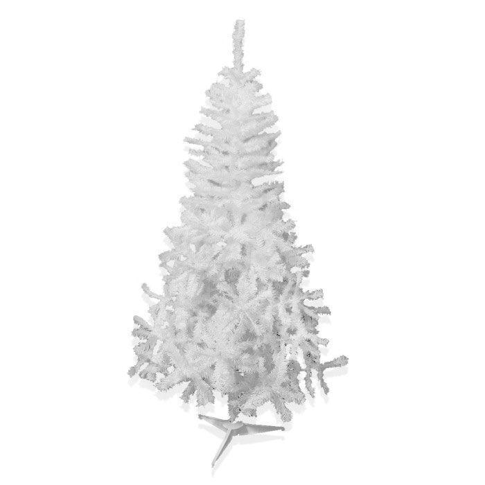 Arvore Natal Pinheiro Canadense 1,80m - cor BRANCA - Natalia Chr