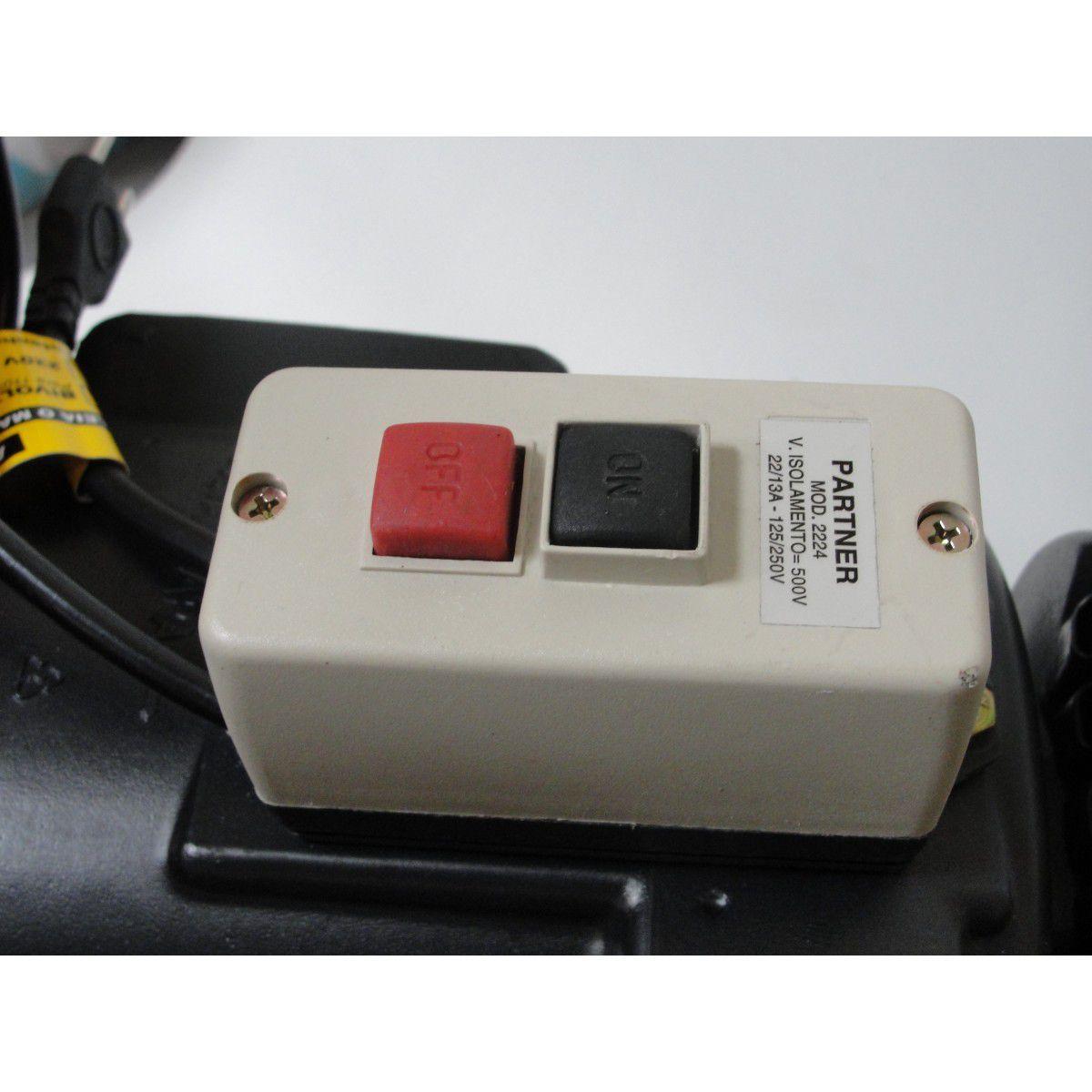 Picador Forrageiro p/ Animal 105p 1,5HP - bivolt - milho, cana e capim - CID
