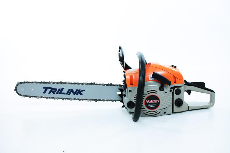 Motosserra Profissional 56cc 3,4Hps Sabre Trilink 46cm Walbro  vs560-trpro - Vulcan
