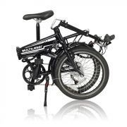 Bicicleta Elétrica Dobrável Alumínio  36V. Nano Bike au700 - Multilaser