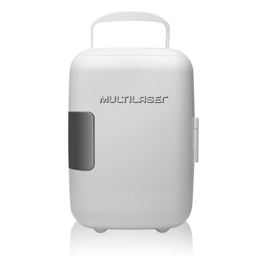 Mini Geladeira Aquecedor 4 Litros 12V 110V TV004 Multilaser