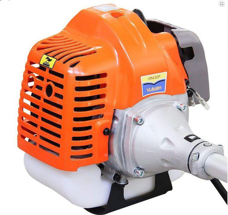 Roçadeira Lateral a Gasolina 43CC 1,7hp 28mm + Brinde - vr430P (profissional) - Vulcan
