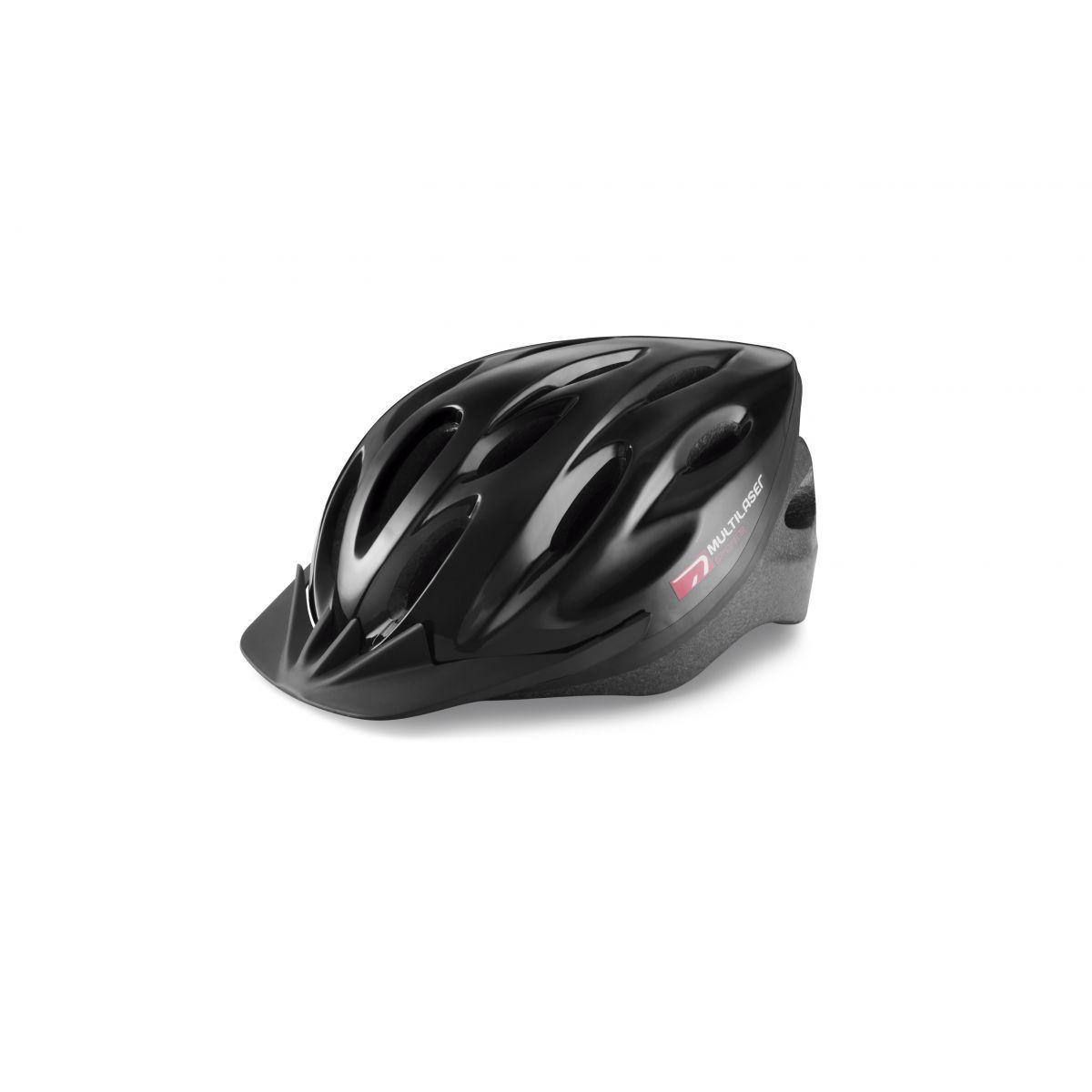 Capacete Ciclismo Tamanho G Multilaser Sports Bike Bi003