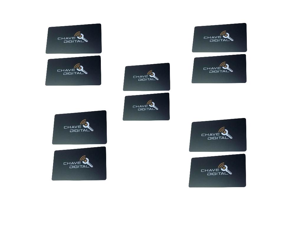 Kit 30 Chave Digital Aproximaçâo Card 125khz -Ultra Card Agl