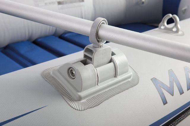 Bote Intex Inflável Mariner 3 P 300kg + Suporte Motor Popax