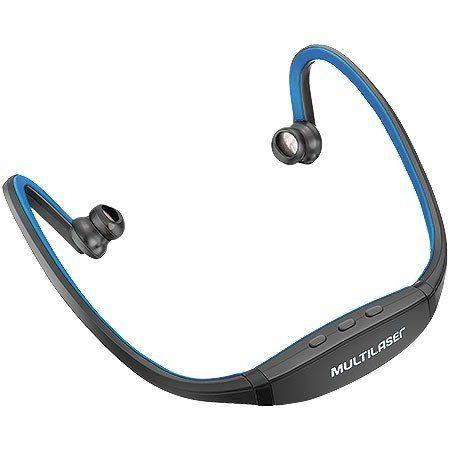 Fone de Ouvido Sport Bluetooth Hands Free - ph097 Multilaser