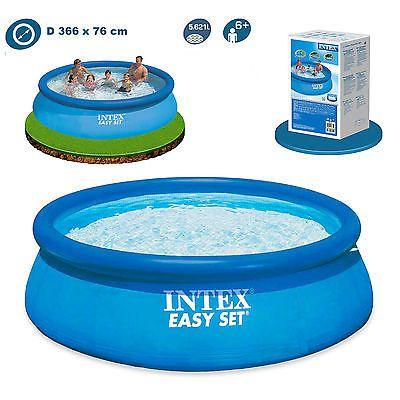 Piscina Intex 5621 Litros 3,66m  - Intex