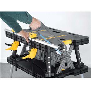Bancada de Trabalho Dobrável  Work Table - ktr000404 Keter
