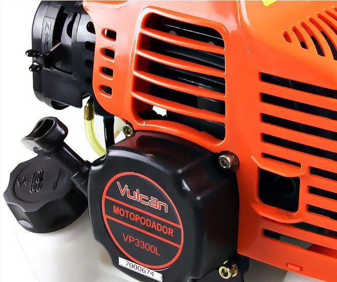 Motopoda a Gasolina 33cc 2,76m vp3300l Vulcan