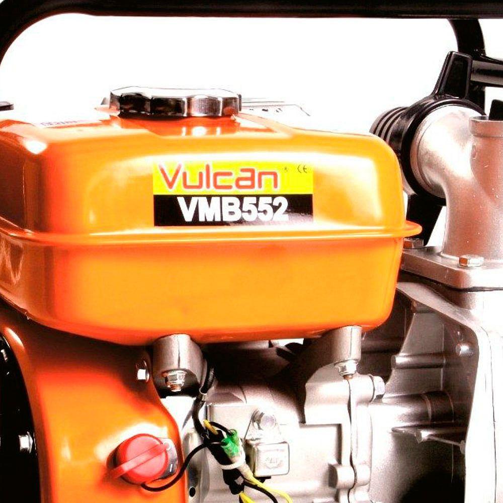 Motobomba Auto Es 36.000l/h 5,5hp 163cc 4T - VMB-552h Vulcan