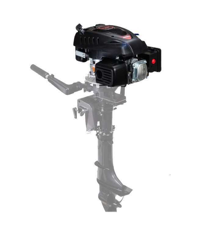 Motor Estacionário Gasolina 4T 6,5HPs  - 5600650 gv650-m Kawashima